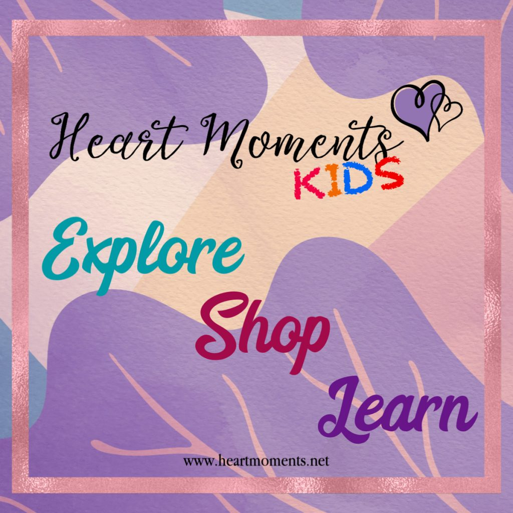 Heart Moments Kids Tile