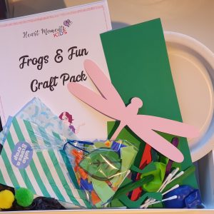 Craft Pack – Frogs & Fun