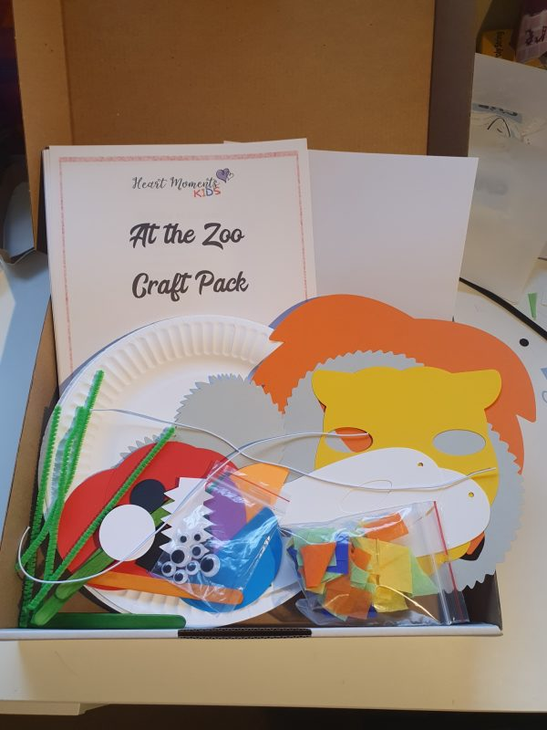 Image of At the Zoo Pack